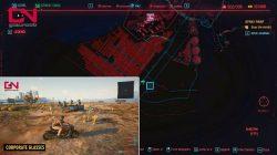 tactical corporate glasses cyberpunk 2077 location jackson plains