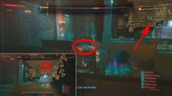 where to find clues in recording cyberpunk 2077 double life braindance