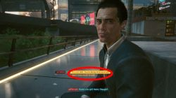 youre being brainwashed or dont have much to add dream on cyberpunk 2077 choice