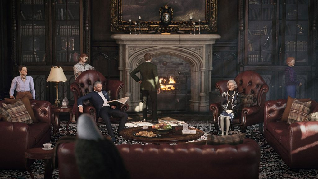 dartmoor murder mystery in hitman 3 means motive & opportunity mission