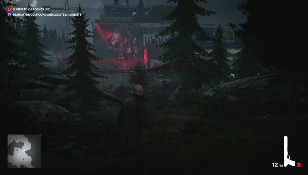 hitman 3 berlin apex predator ica agents locations