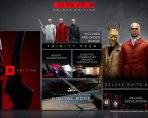 hitman 3 deluxe edition trinity pack gold edition