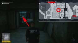 how to destroy video surveillance evidence hitman 3 berlin security room