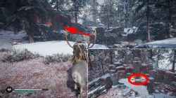 how to find & enter waterfall assassins creed valhalla mistress of the iron wood