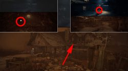 investigate toolshed how to unlock garage the medium find red house