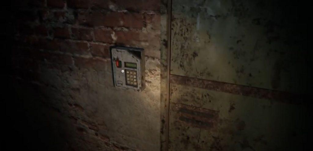 medium find a way to open secret door code