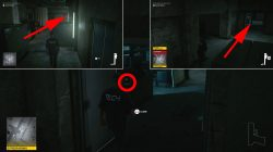 safe keypad location hitman 3 where to find