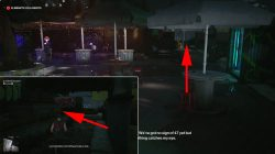 scrap sword location hitman 3