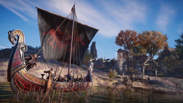ac valhalla treasures of river severn armor locations