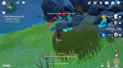 genshin impact illumiscreen 3 treasure guyun stone forest