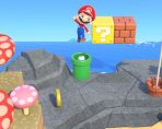 get mario items in animal crossing