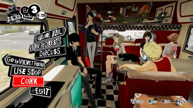 gusts of punishment defeat succubus persona 5 strikers