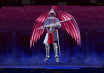 persona 5 strikers archangel with amrita drop prison mail part 1