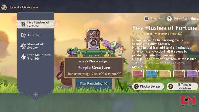 purple creature genshin impact locations