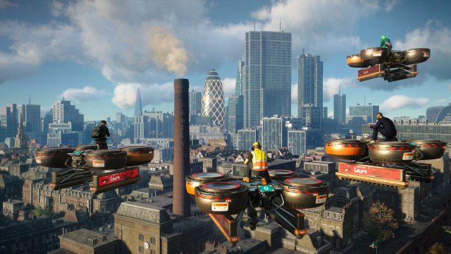 watch dogs legion online mode coming march 9th via free update