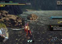 Golden Muck Monster Hunter Rise