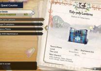 MHR Firelanterns Roly Poly Lantern Locations Monster Hunter Rise