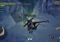 Monster Hunter Rise Icium locations in Frost Islands