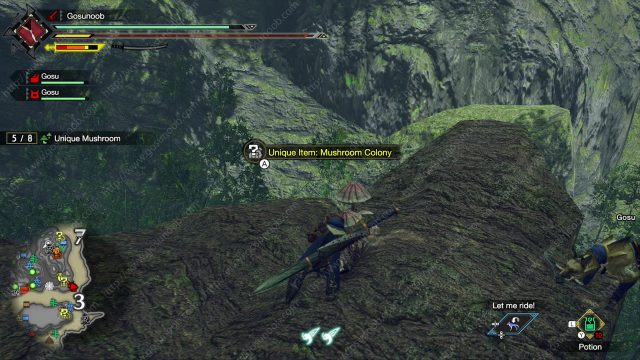 Unique Mushrooms Fungal Frustrations Monster Hunter Rise