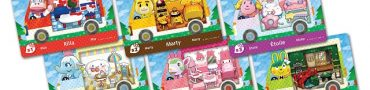 animal crossing hello kitty items villagers amiibo cards