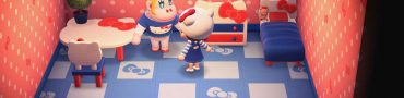 animal crossing sanrio update & items