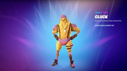 cluck skin fortnite