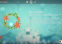 genshin impact floral freefall