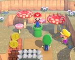 get mario pipe in animal crossing