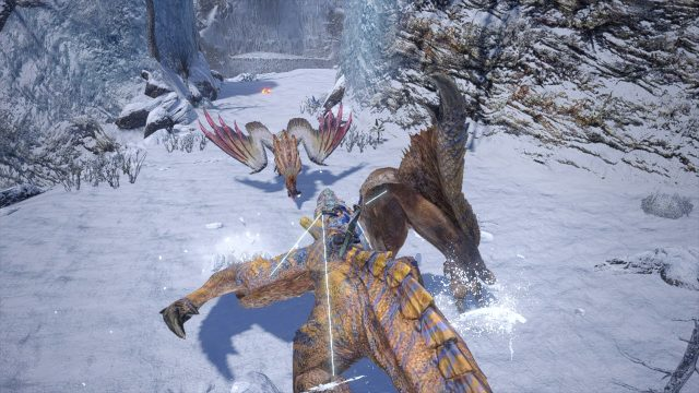 how to mount monsters monster hunter rise