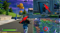 literature samples locations fortnite lazy lake