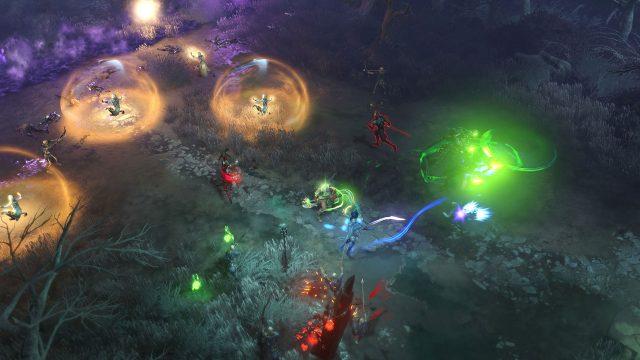 magic legends ps4 open beta