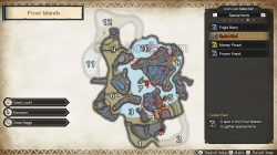 mhr boatshells oysters locations monster hunter rise