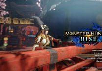 mhr language change monster hunter rise