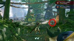 monster hunter rise buddy handler iori mhr location