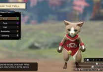 monster hunter rise palico best support type can you change it later