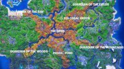 season 6 primal fortnite map