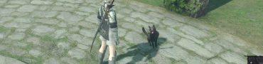 Nier Dog Quest Location Nier Replicant Dog Astray