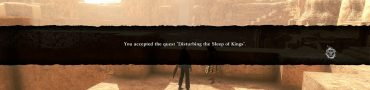 disturbing the sleep of kings nier replicant quest