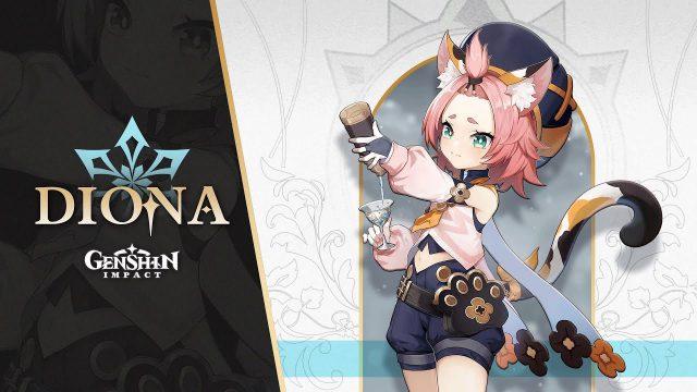 genshin impact free diona event