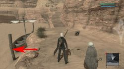how to catch sandfish in nier replicant