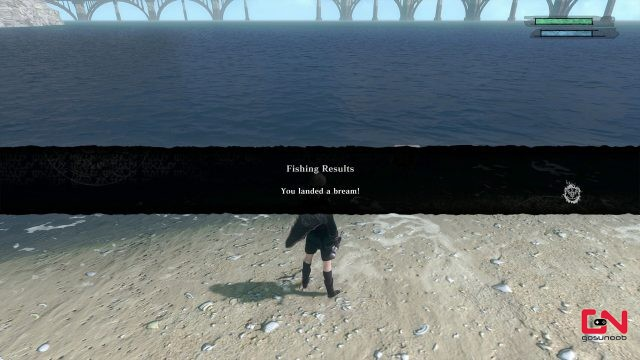 nier replicant bream fishermans gambit part 4