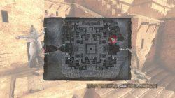 nier replycant crystal facade vendor location map