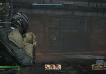 outriders free market door bug solution how to lift the crate