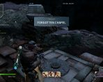 outriders secret side quest forgotten chapel legendary chest & stone pillar locations
