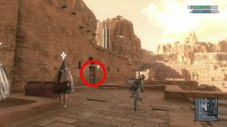 runaway son where to find second location nier replicant quest