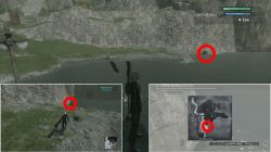 second scattered cargo location