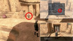 southeastern guard location nier replicant tangled message