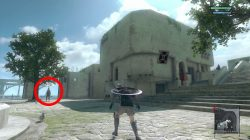where to find runaway son nier replicant