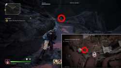 where to find stone pillars outriders secret quest
