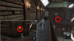 where to place red book nier replicant book smarts